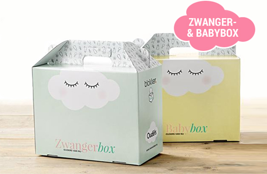 Zwangerbox en Babybox